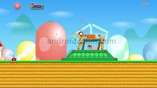 Angry mushrooms