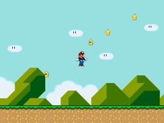 Skacz z Mario