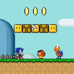 Sonic Mario
